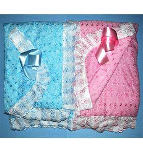"""Набор 9 предметов с одеялом """"Нежность"""""""