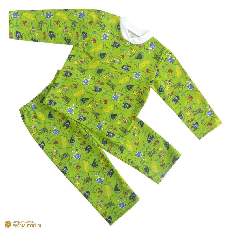 "Пижама для мальчика ""Тёма"""