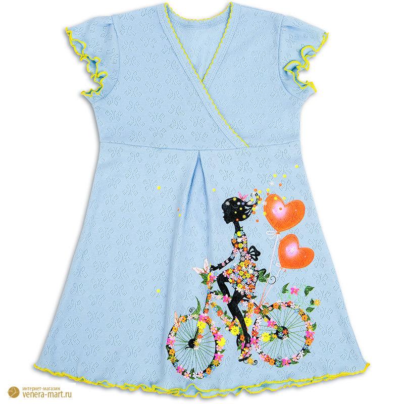 """Сорочка для девочки """"Малютка"""""""