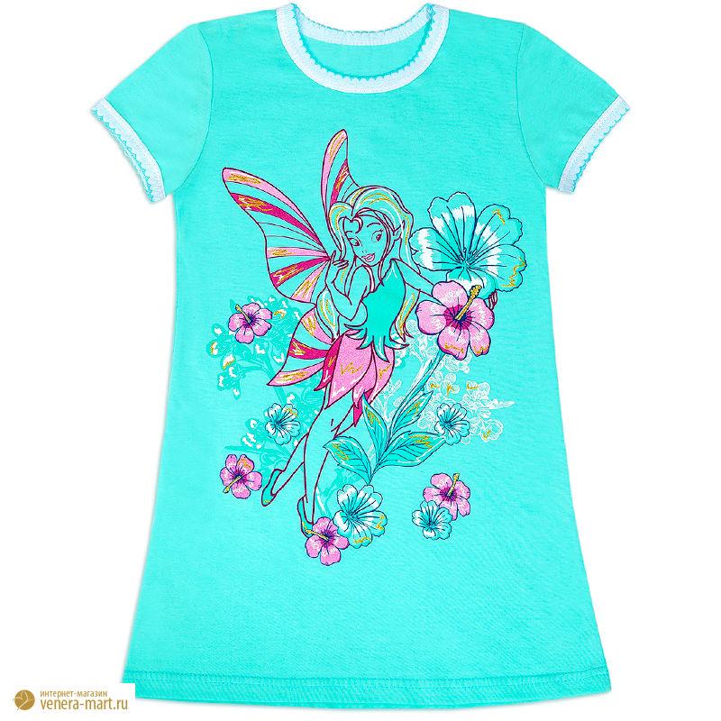 "Сорочка для девочки ""Фея"""